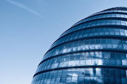 Immeuble en verre © Construction21