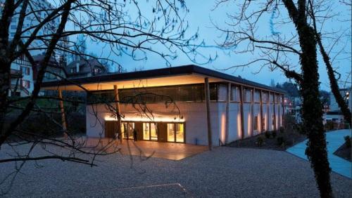 La maison de quartier de Chailly à Lausanne © Ville de Lausanne