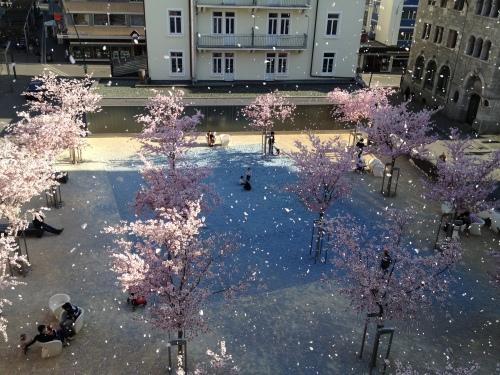 Espace des Remparts (KEYSTONE/Gaetan Bally)