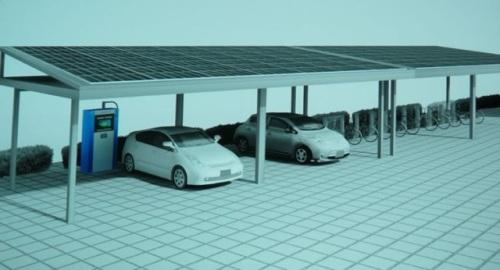Des panneaux solaires sur toutes les toitures