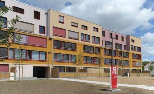 Bethune 49, logement social au standard passif