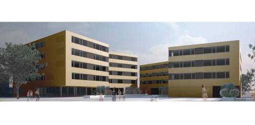 Visualisation du projet Lauréat Moebius Image: rapport du jury, Canton de Vaud.